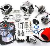 108cc TB V2 Race Head big bore Kit 4