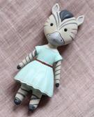 AstoLuina Zebra - Förbeställ denna nyhet nu, leverans i början av April