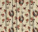 Dusch draperi Lost love Tatoo
