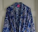 Kimono unisex Blue