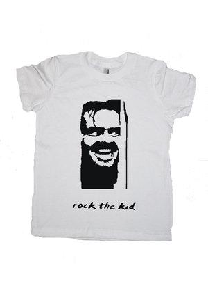 Jack Nicholson barn t-shirt