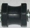 Gummiupphängning 25mm hög