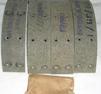 Bromsbandsats 45x255mm