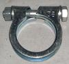 Avgasklamma 36-33mm