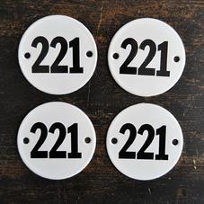 Vanha emalikyltti nro 221