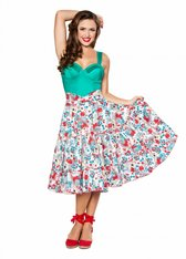 Bettie Page Cha Cha skirt