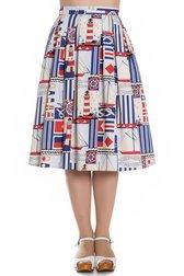 Bunny Lighthouse Skirt
