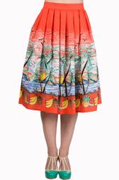 Banned Palm Springs Skirt