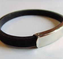 Armband i silicon