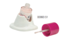 Nagellack / gellack hållare