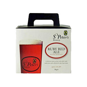 St Peters - Ruby Red Ale