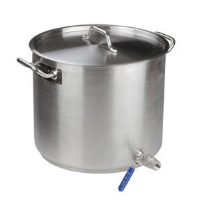 Kittel med tappkran (Patina) - 30 liter