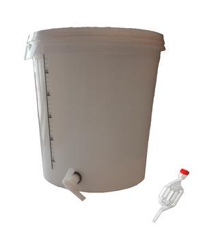 Jäshink 30 liter med grepe (komplett)