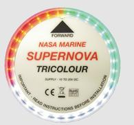 Supernova tricolor