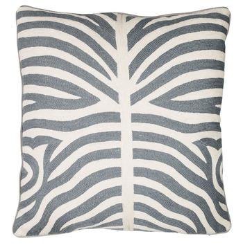 Chamois- Zebra -kuddfodral