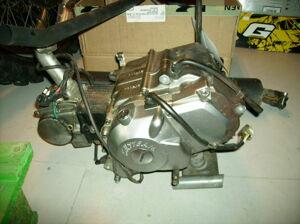 Komplett Motorpaket 4T Till Moped