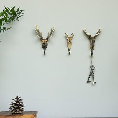 Handsnidad hängare Rådjur