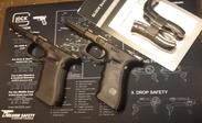 Glock Frame G17 Gen4 inkl beavertail SET