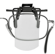 Täckskiva för vanliga Glasögon,