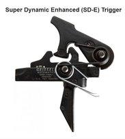 Geissele Super Dynamic Enhanced (SD-E) Flat 2 StageTrigger