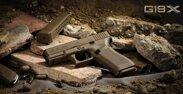 Glock 19X COYOTE (Gen5)
