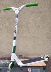 Vit/Grön Phoenix Custom
