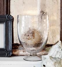 Stormglas hamrat 32 cm
