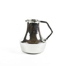 Tillbringare keramik silver