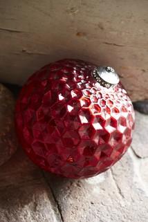 Julkula röd stor