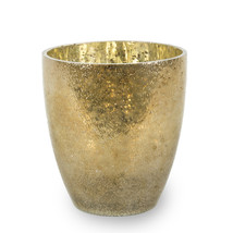 Ljuskopp guld 12 cm