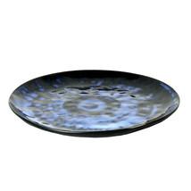 Sallads tallrik blåsvart 21 cm