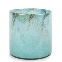 Vas/skål glas turkos