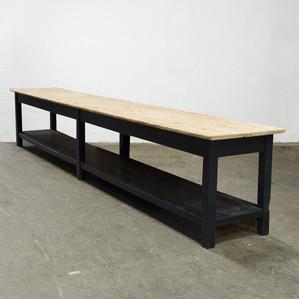 Långt bord