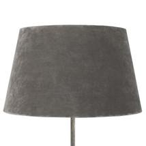 Lampskärm sammet khaki XL