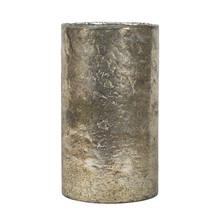 Ljuslykta 25 cm ny antik patina