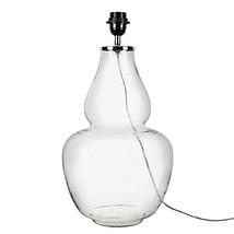 Form glaslampa