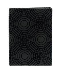 Notebook 20x15 svart cirkel