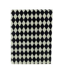 Notebook 20x15 grå harlekin
