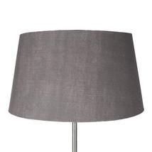 Lampskärm grå canvas