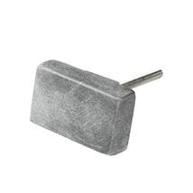 Knopp grå marmor
