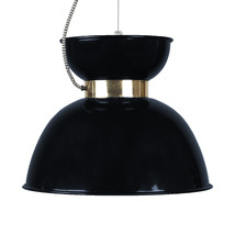 Ceilinglamp black small