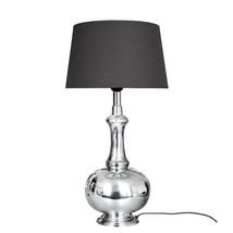 Bordslampa polerad aluminium