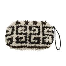 Acessoir väska matt mönster