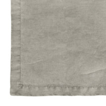 Linnehandduk 50x70 grå