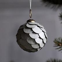 "Paper ball 2"" grey"
