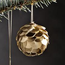 """Paper ball 2"""" gold"""