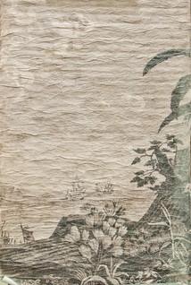 Väggdekoration Kina 197 cm