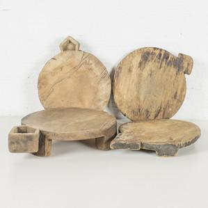 Underlägg trä