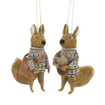 Squirrels set of 2