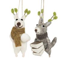 Deers set of 2